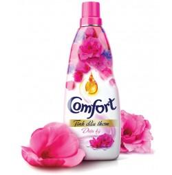Chai nước xả Comfort tinh dầu thơm diệu kỳ 150ml