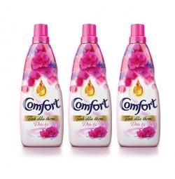 Combo 3 chai nước xả Comfort tinh dầu thơm diệu kỳ 150ml