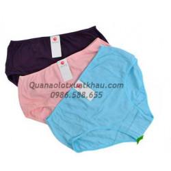 Combo 3 quần lót onono Thái lan cạp cao