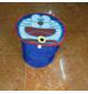 Giỏ đựng đồ gấp gọn hoạt hình Doraemon có quai xách