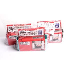 Giỏ đựng đồ 2 ngăn treo ghế ô tô Komeki 65654 hàng Nhật