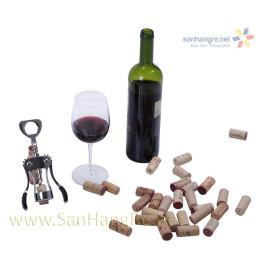 Dụng cụ mở rượu vang bằng kim loại 8091