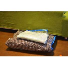 Túi hút chân không đựng quần áo, chăn màn 60x60cm hàng Nhật