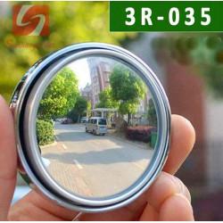 Gương phụ thông minh xoay 360 độ gắn gương chiếu hậu ô tô