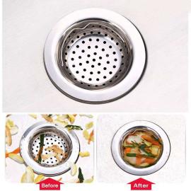 Dụng cụ lọc rác chậu rửa bằng Inox chống gỉ xuất Nhật