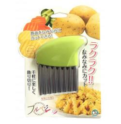 Dụng cụ cắt khoai tây và củ quả đa năng xuất Nhật