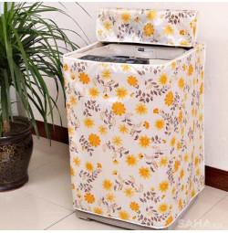 Bọc máy giặt loại dày đẹp cửa trên hàng Nhật