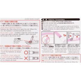 Túi lưới giặt quần áo 35x50cm Daiso Japan C029-120 hàng Nhật