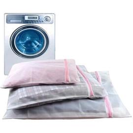 Túi lưới giặt quần áo 60x60cm Daiso C029-57 hàng Nhật