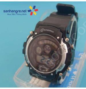 Đồng hồ điện tử đeo tay thể thao Mingrui 8552095 - Trắng