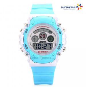 Đồng hồ điện tử đeo tay thể thao Mingrui 8552095 - Xanh
