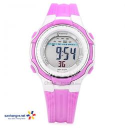 Đồng hồ điện tử đeo tay thể thao Mingrui 8555096 - Hồng