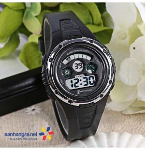 Đồng hồ điện tử đeo tay thể thao Mingrui 8558095 - Đen