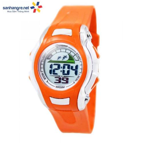 Đồng hồ điện tử đeo tay thể thao Mingrui 8530021- Cam