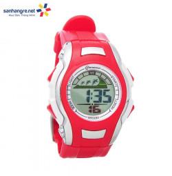 Đồng hồ điện tử đeo tay thể thao Mingrui 8530021- Đỏ