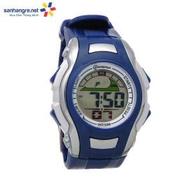 Đồng hồ điện tử đeo tay thể thao Mingrui 8530021- Xanh biển