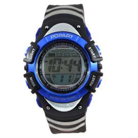 Đồng hồ điện tử đeo tay thể thao Popart 386 - Xanh