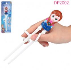 Đũa tập ăn cho bé 3D Disney Frozen - Công chúa Anna