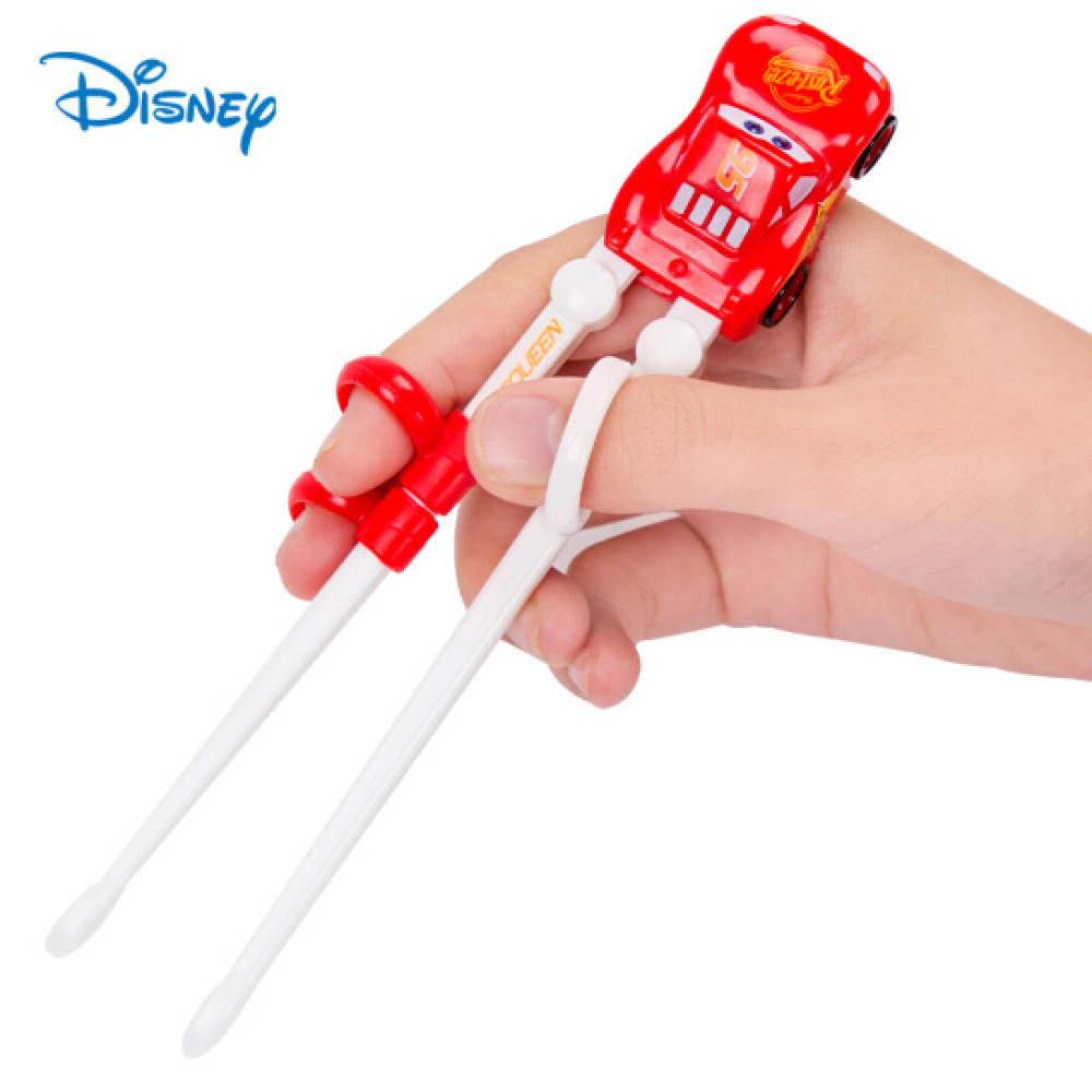 Đũa tập ăn 3D cho bé Disney PIXAR - Mc Queen