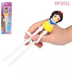 Đũa tập ăn cho bé 3D Disney Frozen - Snow White