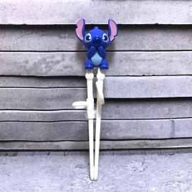 Đũa tập ăn 3D cho bé Disney Monsters - Stitch