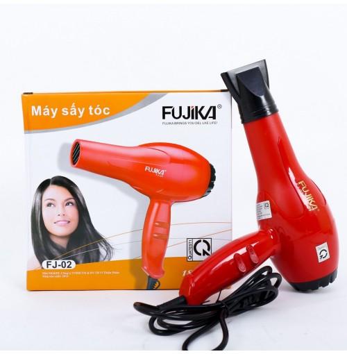 Máy sấy tóc Fujika FJ-02 Nhật Bản - Đỏ