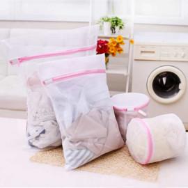 Túi lưới giặt quần áo mùa đông 60x70cm KM-304 hàng Nhật
