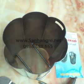 Khuôn làm giò xào hình bông hoa Inox 1kg - Hàng Việt Nam chất lượng tiêu chuẩn