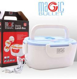 Hộp cơm hâm nóng Inox cắm điện Magic Bullet Electric Lunch Box