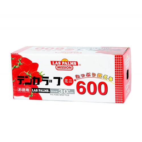 Màng bọc thực phẩm Laspalm 30cm x 500m dao nhựa