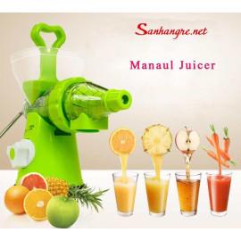 Máy xay ép hoa quả bằng tay 2 trong 1 Manual Juicer