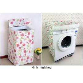 Bọc máy giặt chống ẩm, khử mùi cao cấp A-0816 cửa trên