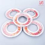 Combo 20 giấy bạc lót bảo vệ bếp Gas khỏi dầu, bụi KM 0040 hàng Nhật - Tròn