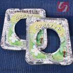 Combo 20 giấy bạc lót bảo vệ bếp Gas khỏi dầu, bụi KM 0041 hàng Nhật - Vuông