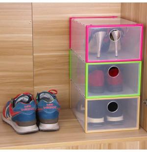 Hộp đựng và bảo quản giầy dép Niheshi 6076 hàng Nhật