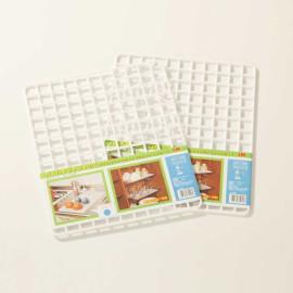 Khay nhựa úp bát cốc KM-1046 hàng Nhật