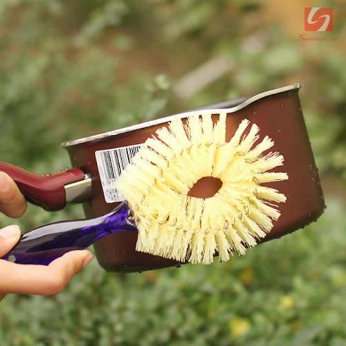 Dụng cụ cọ rửa KM 2055 hàng Nhật