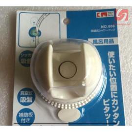 Giá treo vòi sen hít tường KM 806 hàng Nhật