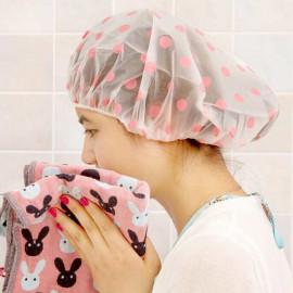 Mũ chùm đầu khi tắm JMJ-LD026 hàng xuất Nhật - Da báo
