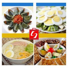 Dụng cụ cắt trứng 3 trong 1 Niheshi 6104 hàng Nhật