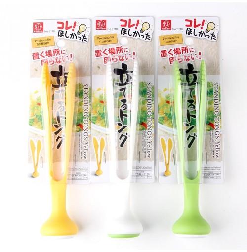 Dụng cụ trộn và gắp mì, rau, salad Niheshi 6110 hàng Nhật