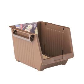 Giá mini để đồ tiện lợi 10.5x13.5x9.5cm Niheshi 6173 hàng Nhật (Trắng)