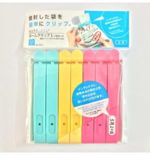 Bộ 7 dụng cụ kẹp miệng túi Niheshi 7013 hàng Nhật