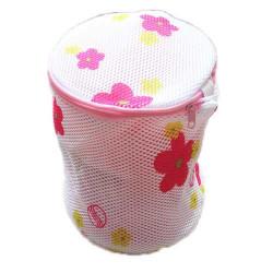 Túi lưới 2 lớp giặt đồ lót W8023 hàng Nhật (Hoa)