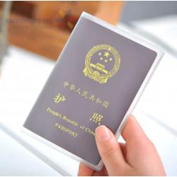 Vỏ bọc hộ chiếu PVC chống thấm nước