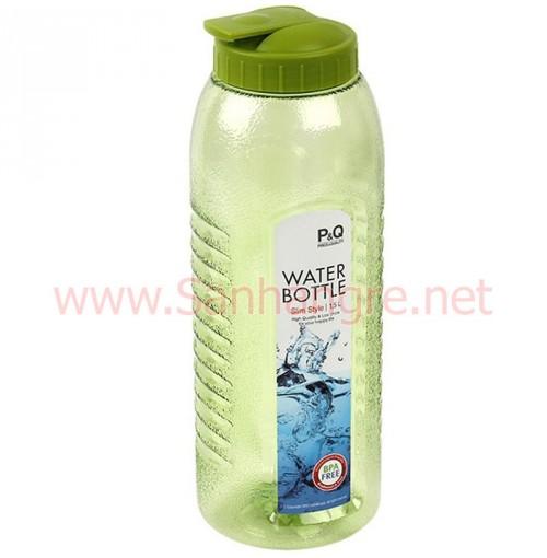 Bình đựng nước Water Bottle Slim Style 1,5L Lock&lock