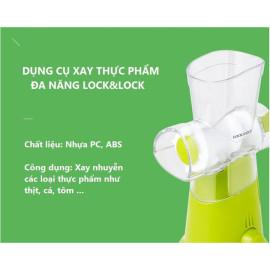 Dụng Cụ Xay Thực Phẩm Lock&Lock Multi Mincer CKS304