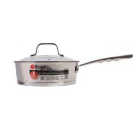 Chảo chống dính inox 304 Elmich Zeus 20cm EL0977 dùng bếp từ
