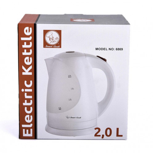 Ấm siêu tốc Elmich Smartcook SM-6869 1850W 2L