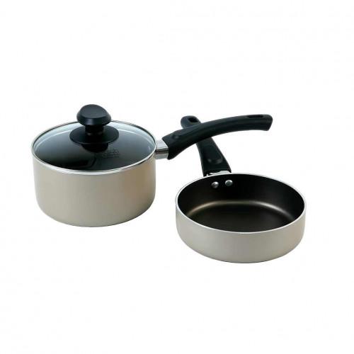 Bộ nồi chảo chống dính Elmich BABY EL-1167 dùng bếp từ